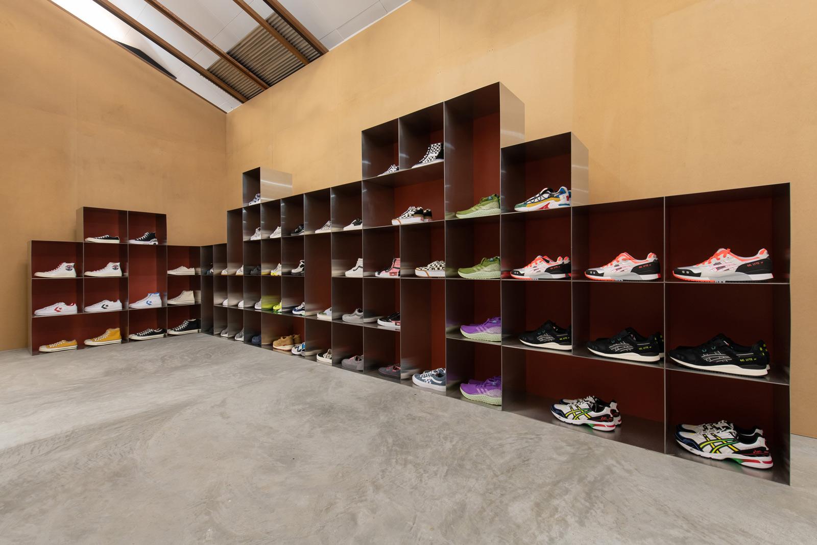 DSMS Sneaker Space