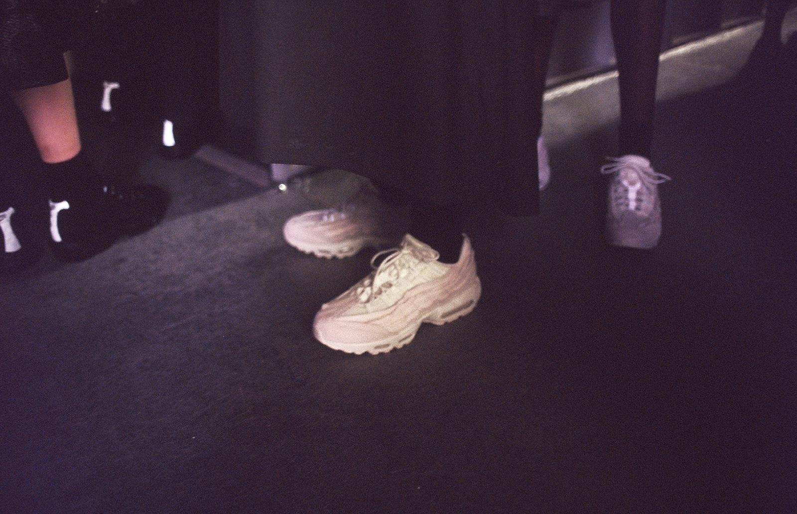 Comme des Garçons Homme Plus x Nike Air Max 95
