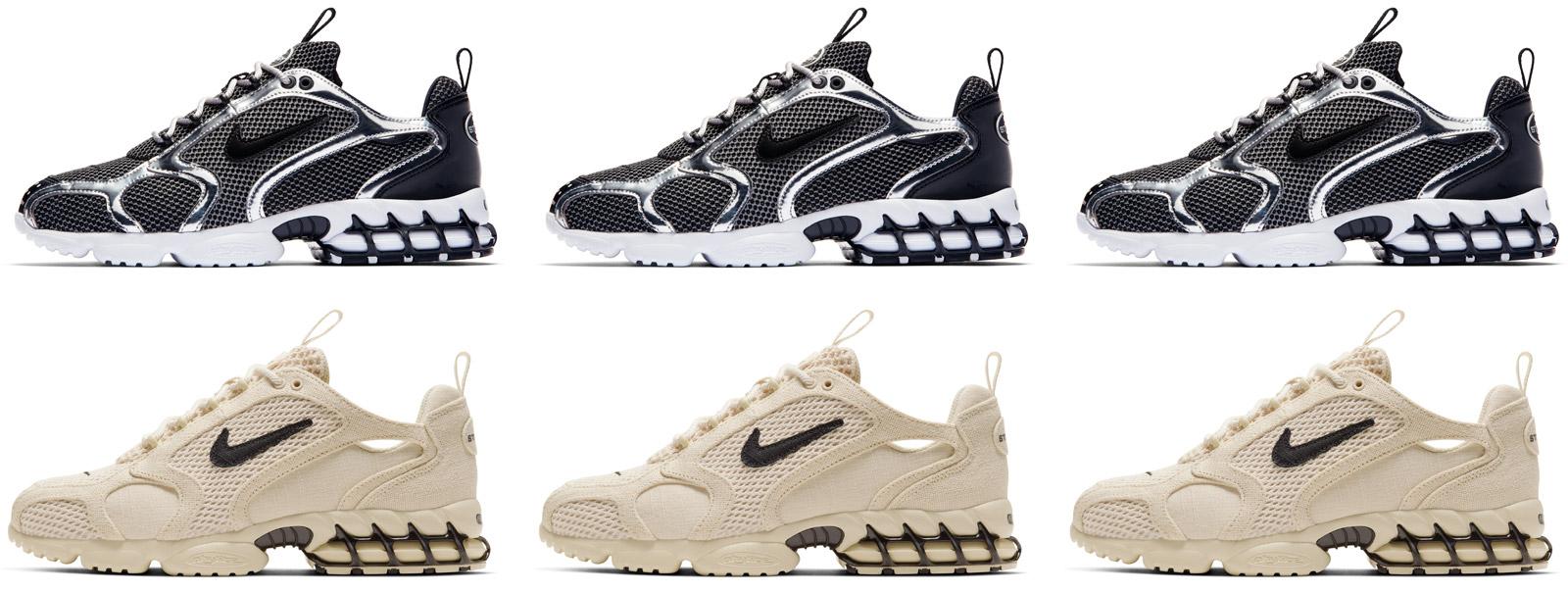 Stüssy & Nike