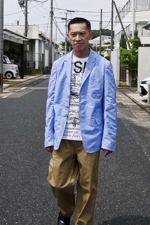 Comme des Garçons Junya Watanabe MAN - shot 1
