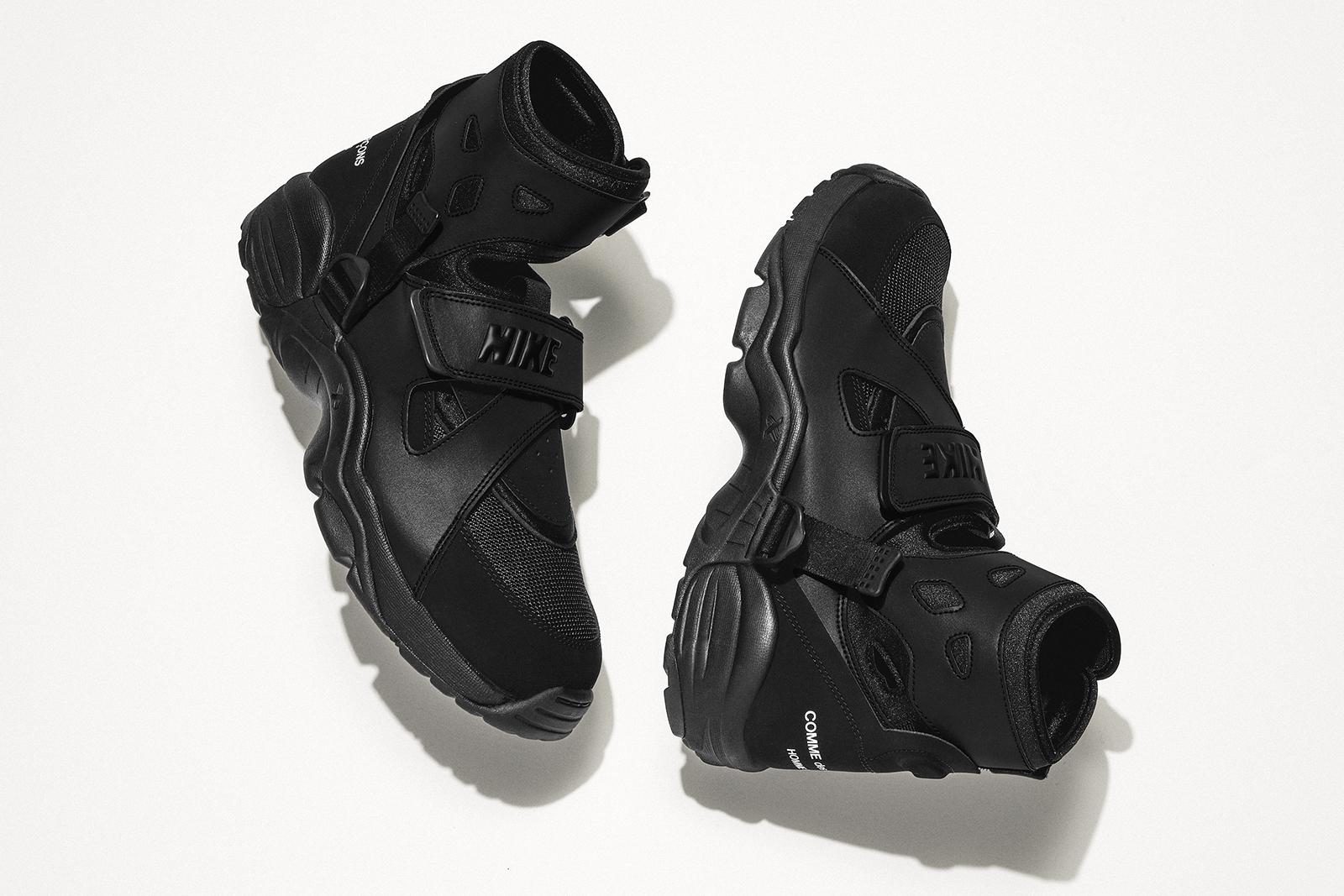 Nike x Comme des Garçons Air Carnivore